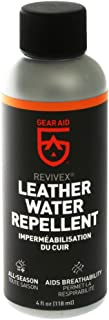 McNett ReviveX Leather Gel Water Repellent and Conditioner-4 fl oz