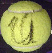 Kevin Anderson autographed tennis ball (South African ATP Player SC)