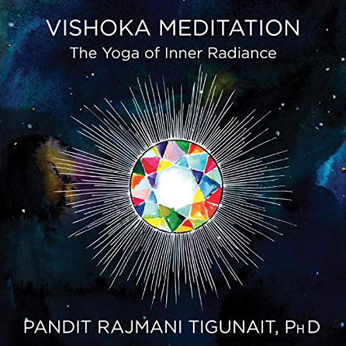 Vishoka Meditation audiobook cover art