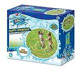 Xtrem Toys 00326 - Wasser Spaß Happy Sprinkler, spritziger Spielspaß für Kinder ab 6 Jahre, ideal für den Garten, im Sommer, einfach an den Gartenschlauch anschließen