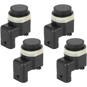 APDTY 795154 Park Parking Assist Backup Reverse Object Distance Sensor Mounts In Rear Bumper Fits Select BMW X3 X5 X6 Except M Package; Replaces 66209127801, 66209139868, 66209231287, 66209270501