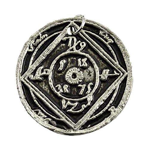 Azure Green Protection Charmdestroy All Evil Amulet