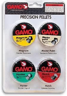Gamo 632092754 Performance Airgun Pellets Combo Pack 1000 Assorted, .177 Caliber