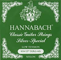 HANNABACH シルバースペシャル E8154LT Green D 4弦