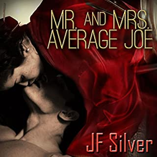 Mr. and Mrs. Average Joe audiobook cover art