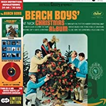 The Beach Boys' Christmas Album - Cardboard Sleeve - High-Definition CD Deluxe Vinyl Replica
