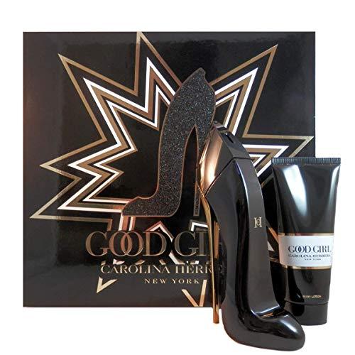 Carolina Herrera Good Girl femme/woman Geschenkset (Eau de Parfum, 50 ml+Bodylotion, 75 ml), 125 ml