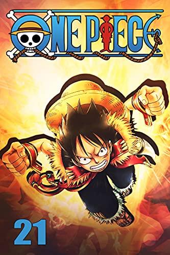 Full-Collection-One-Piecee-Manga : One Piece Manga volume 21 (English Edition)