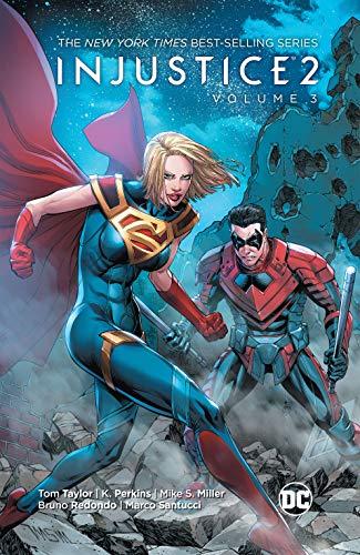 Injustice 2 (2017-2018) Vol. 3 (English Edition)