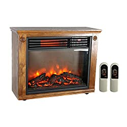 Top 7 Infrared Fireplace Heaters Enjoy The Look Of A Log Fire In Winter