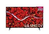 LG - Televisión LG 4K UHD 80006LA 43' (108 cm), SmartTV webOS 6.0, Procesador de Imagen 4k Quad Core, Gaming TV, Compatible HDR10 Pro y HLG