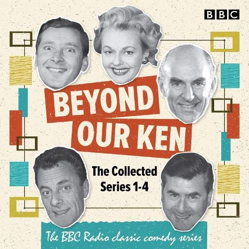 Beyond Our Ken: The Collected Series 1-4 cover art