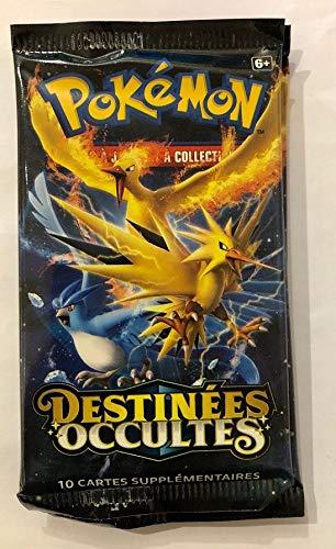 Pokemon Booster Destinées Occultes Trio Oiseaux Légendaires SL11,5 Neuf Scellé