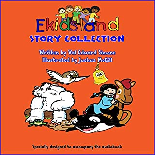 Ekidsland Story Collection cover art