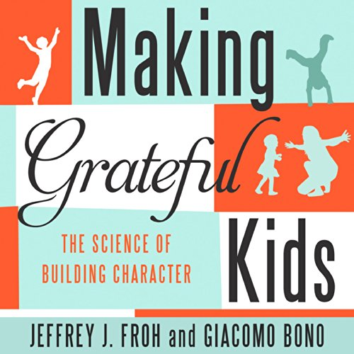 Making Grateful Kids cover art