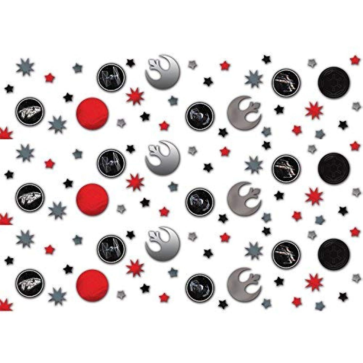 amscan International 9903088 Value 3pk Star Wars 3 Pack Confetti