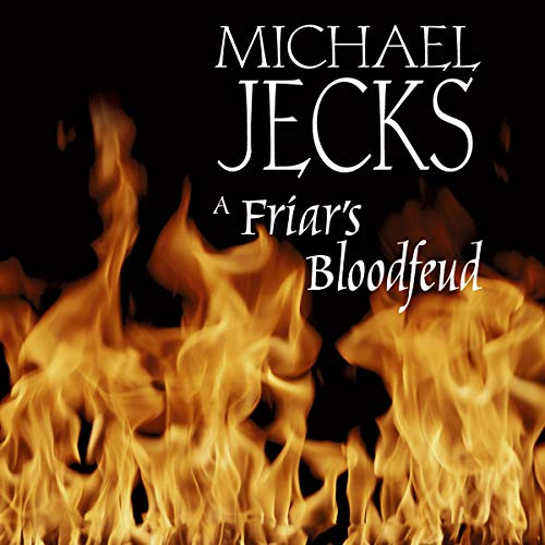 A Friar's Bloodfeud cover art