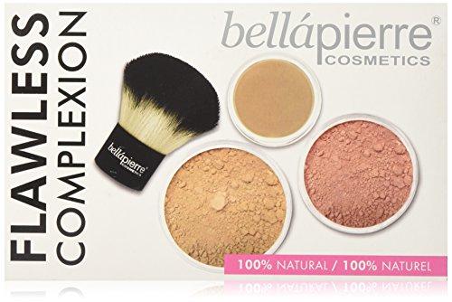 Bellapierre Cosmetics Flawless Complexion, Fair