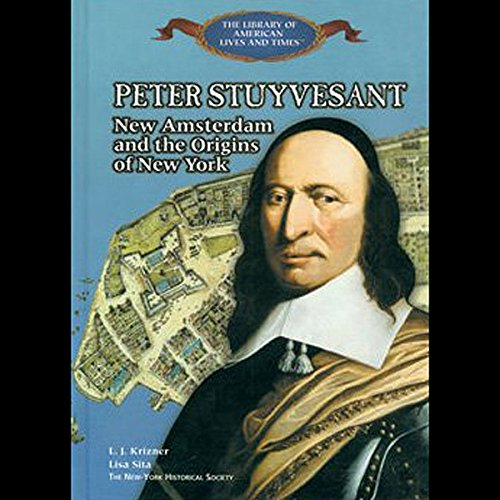 Peter Stuyvesant audiobook cover art