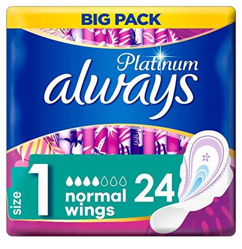 Always Platinum Normal - Compresas
