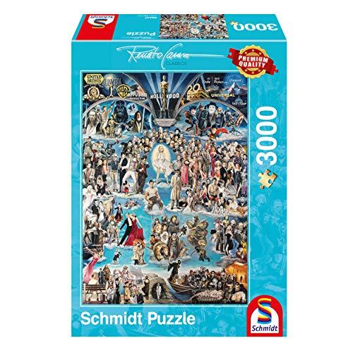 Schmidt Spiele Puzzle Hollywood XXL