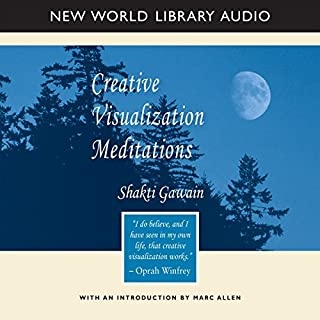 Creative Visualization Meditations                   By:                                                                                                                                 Shakti Gawain                               Narrated by:                                                                                                                                 Shakti Gawain                      Length: 1 hr     43 ratings     Overall 4.5
