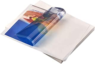 """$29 » Sponsored Ad - 50 Sheets Printable Transparent Sticker Paper, A4 Size (8.25"""" x 11.7"""") Waterproof Sticker Paper Blank Vinyl..."""