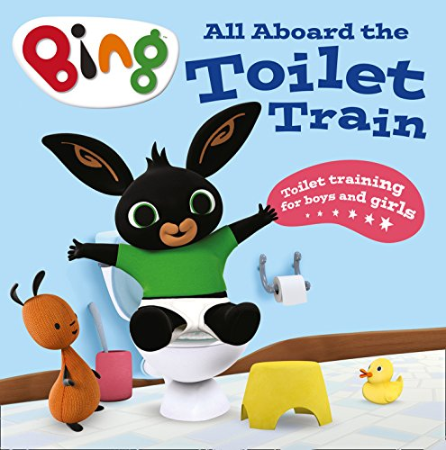 All Aboard the Toilet Train! (Bing) (English Edition)