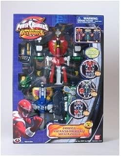 Power Rangers Operation Overdrive Triple Transforming Megazord - Set B