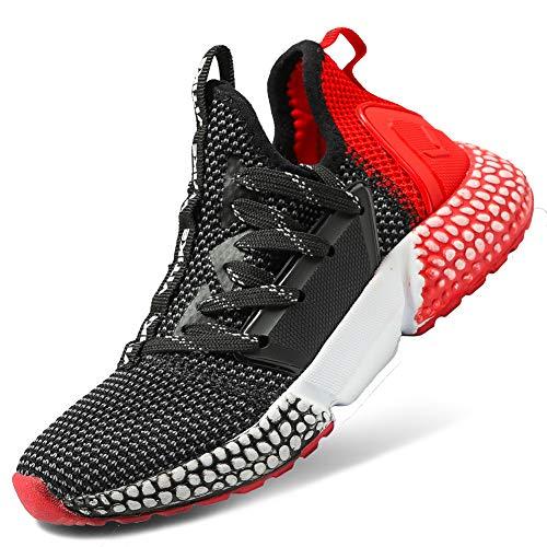 Zapatillas de Deportes Hombre Mujer Zapatos Deportivos Running Zapatillas para Correr Calcetines Zapatos Zapatos para Padres e Hijos