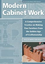 Modern Cabinet Work: A Comprehensive Treatise on Making Fine Furniture from the Golden Age of Craftsmanship