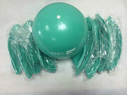 """LTWHOME Yoga 7\""""/18cm Grüner Ball Gymnastikball Over Ball Bender(2 Stück)"""