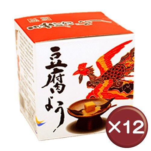 紅濱の唐芙蓉(豆腐よう) 5個瓶(白) 12本セット