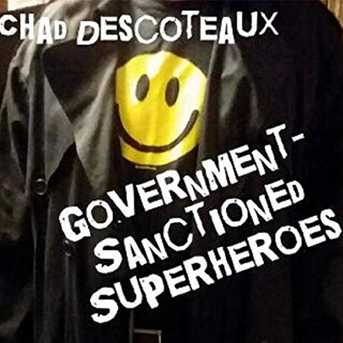 Government-Sanctioned Superheroes cover art