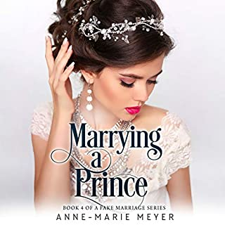 Marrying a Prince cover art