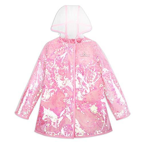 Disney Princess Rain Jacket for Girls, Size 2
