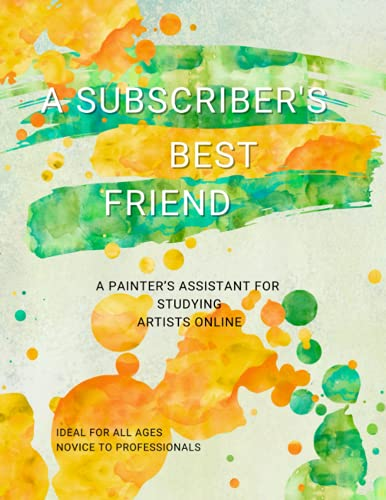 A Subscriber's Best Friend: Note Taking System for Following Social Media Online Painters