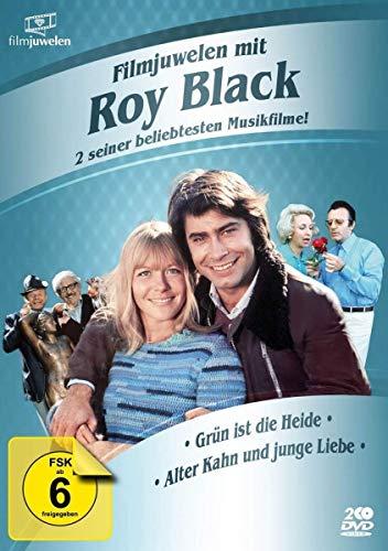 Filmjuwelen mit Roy Black: 2 seiner beliebtesten Musikfilme! [2 DVDs]