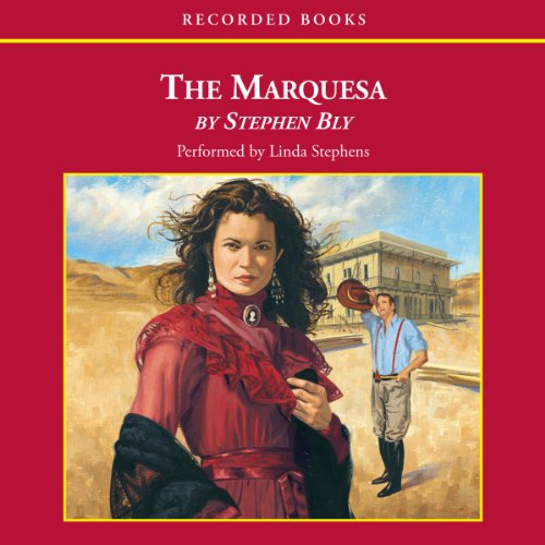 The Marquesa audiobook cover art