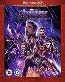 Avengers Endgame 3D [Blu-Ray] [Import]