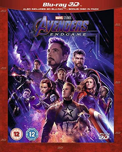 Avengers: Endgame [Edizione: Regno Unito]