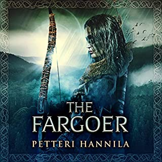 The Fargoer: Historical Fantasy in Ancient Finland cover art