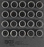 BGS 9558 | Felgenschloss-Werkzeug-Satz für Opel (Typ C) | 20-tlg.