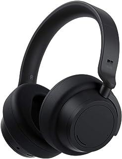Microsoft Surface Headphones 2, Casque Bluetooth à Réduction de Bruit, Noir Mat