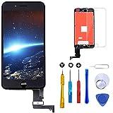Brinonac Pantalla para iPhone 8 Plus, 5.5' Táctil LCD de Repuesto Ensamblaje de Marco Digitalizador...