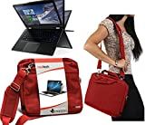 Navitech Rotese Prime Laptop/Notebook/Ultrabook Case/Tasche für das Lenovo IdeaPad MIIX 700 Business Edition Hybrid Tablet