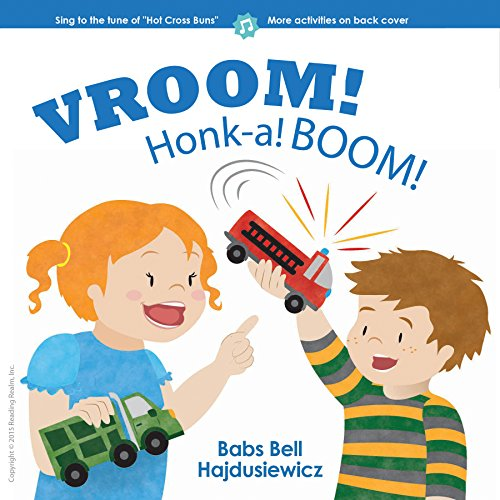 VROOM! Honk-a! BOOM! (Babsy B Board Book Series) (English Edition)