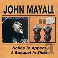 NOTICE TO APPEAR / A BANQUET IN BLUES