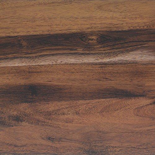 Klebefolie Perfect Fix® Eiche Rustikal Dekofolie Möbelfolie Tapeten selbstklebende Folie, PVC, ohne Phthalate, keine Luftblasen, Natur-Holzoptik, 67,5cm x 2m, Stärke: 0,15 mm, Venilia 53350