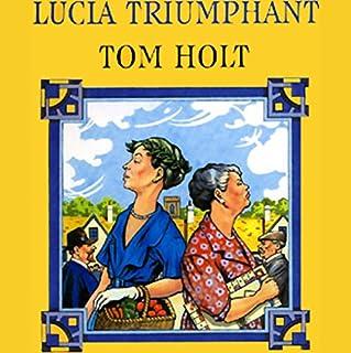 Lucia Triumphant audiobook cover art